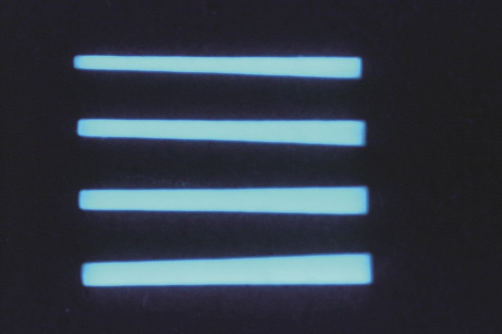 2% čepy pod UV